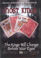 Ghost Kings DVD