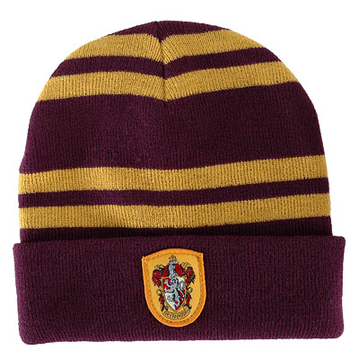 Harry Potter Gryffindor Knit Hat (Beanie)