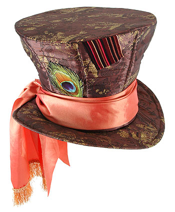 Mad Hatter Hat -- Disney