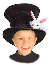 Magician Hat, child