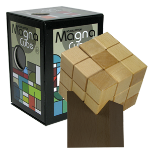 MagnaCube w/stand - IQ Collection Puzzle