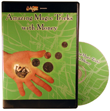 Amazing Magic Tricks with Money - DVD