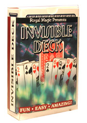 Invisible Deck -- Bicycle