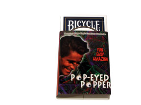 Pop Eyed Popper - Bicycle