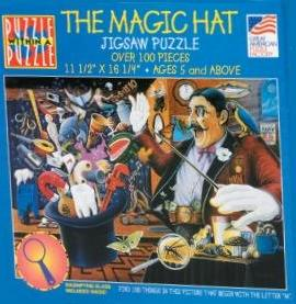 Magic Hat Puzzle Within Puzzle - Click Image to Close