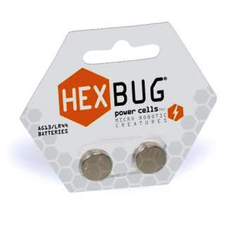 HEXBUG Batteries -- 2 pk