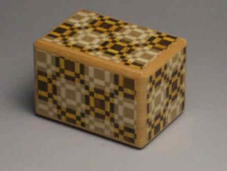 Mame 6 Step Japanese Puzzle Box With Drawer