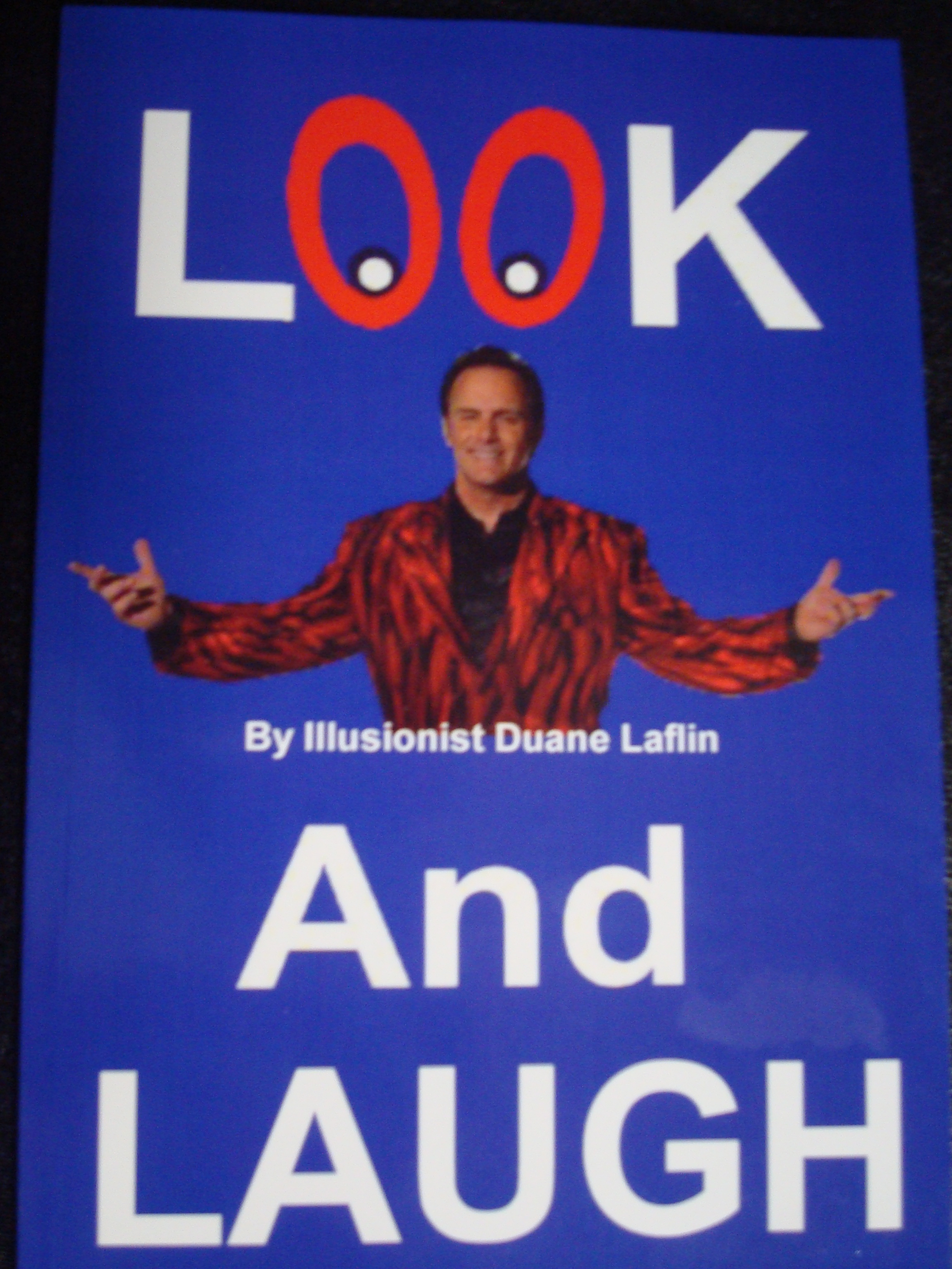 Look and Laugh by Duane Laflin