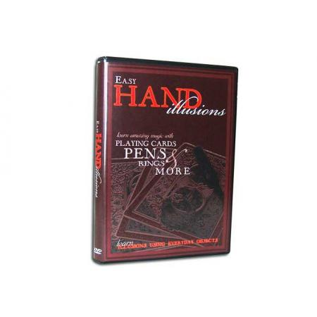 Easy Hand Illusions DVD