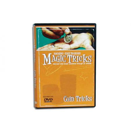 Amazing Easy To Learn Magic Tricks -- Coin Tricks DVD