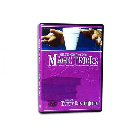Amazing Easy To Learn Magic Tricks -- Everyday Objects