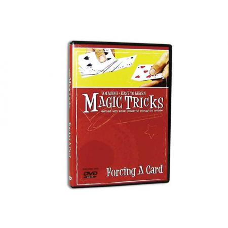 Amazing Easy To Learn Magic Tricks -- Forcing A Card DVD