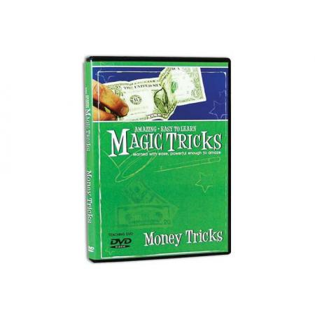 Amazing Easy To Learn Magic Tricks -- Money Tricks DVD