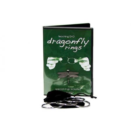 Dragonfly Rings with Teaching DVD