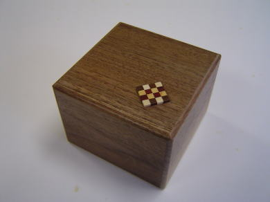 Jewelry Case 4 Step Japanese Secret Box