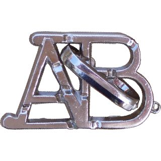 A.B.C. -- Metal Puzzle