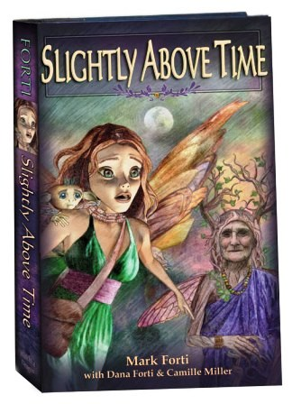 Slightly Above Time by Mark Forti